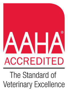 Accreditation by AAHA is the only way to know a veterinary practice is the only way to know that a veterinary hospital is operating at the highest standards of excellence in animal care.