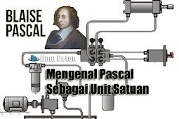Mengenal Pascal Sebagai Unit Satuan