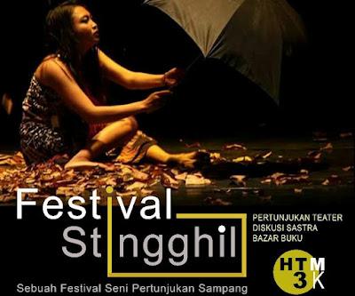 Mari Ramaikan Festival Stingghil, Festival Seni Pertunjukan Sampang