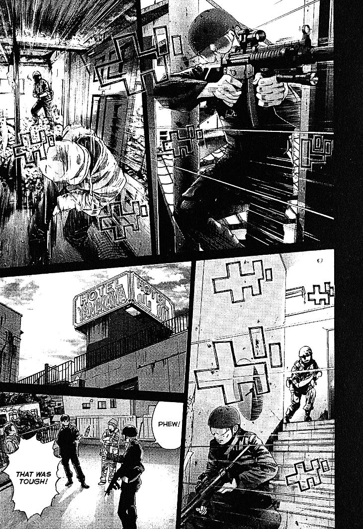 Saru Lock - Chapter 61