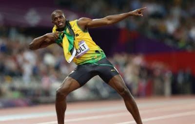 Usain Bolt - Olahraga Lari