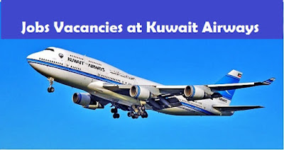 Jobs vacancies at Kuwait Airways