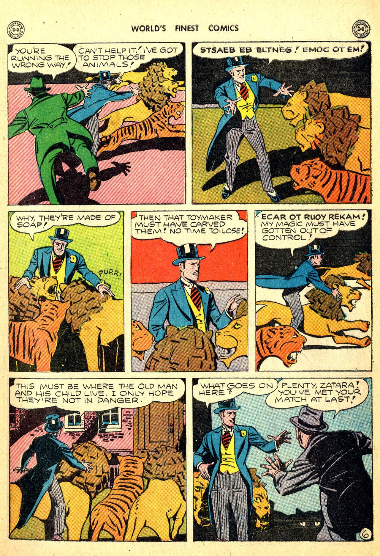 Read online World's Finest Comics comic -  Issue #18 - 31
