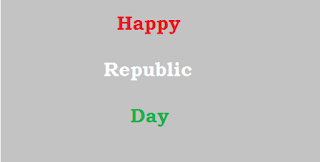 republic day for kids 2017