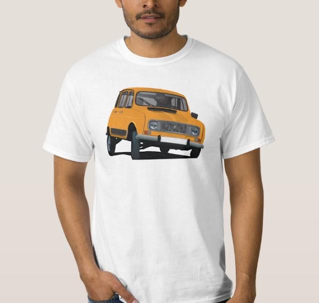 Renault 4 paidat