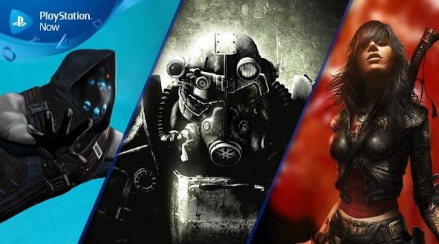 الإعلان عن إضافة 9 ألعاب على خدمة PlayStation Now إبتداء من هذا الأسبوع