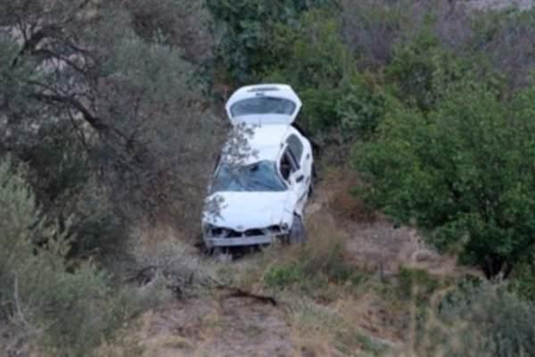 Έπεσε με το αυτοκίνητο στο γκρεμό και τον βρήκαν τυχαία οι τεχνικοί της ΔΕΗ