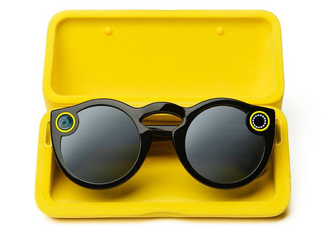 Reviews, doble cámara, doble lente, spectacles, snapchat, snap inc, wearable, grabación de video, gafas con cámara, precio gafas snapchat, gafas snap inc, funda gafas spectacles, gafas snapchat