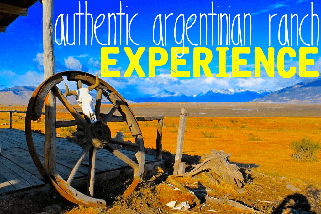 authentic argentinian ranch experience header