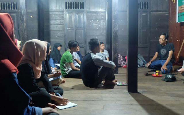 Kelompok Belajar di UMI Ajarkan Aswaja Kekadernya
