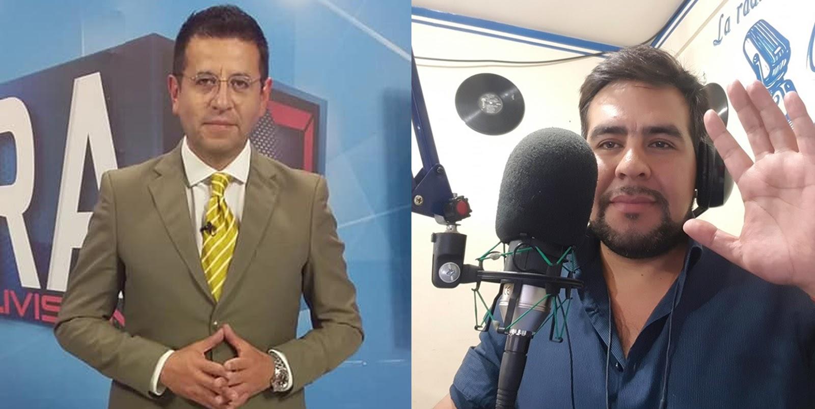 A Guzmán y Valda los jefes de medios les