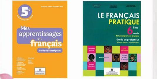 Contrôles  5aep Mes apprentissages en français  6aep Français pratique 2017