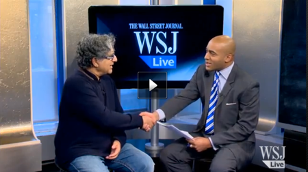 The Monday Pep Talk | 3 Keywords for youthful living [Deepak Chopra on WSJ]