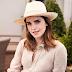 Emma Watson, en look de final de campeonato