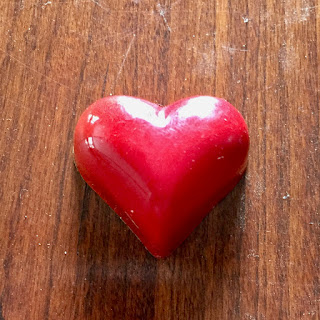 Valentine's Day, Ash Wednesday--is your heart in it?