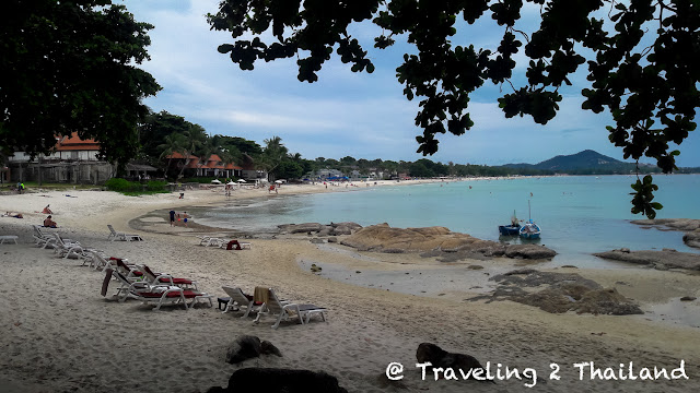 Traveling at Koh Samui