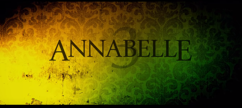 Annabelle 3 - Trailer Italiano
