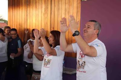 Recorde de público e de alegria no Agita Ilha/ Rotary Day