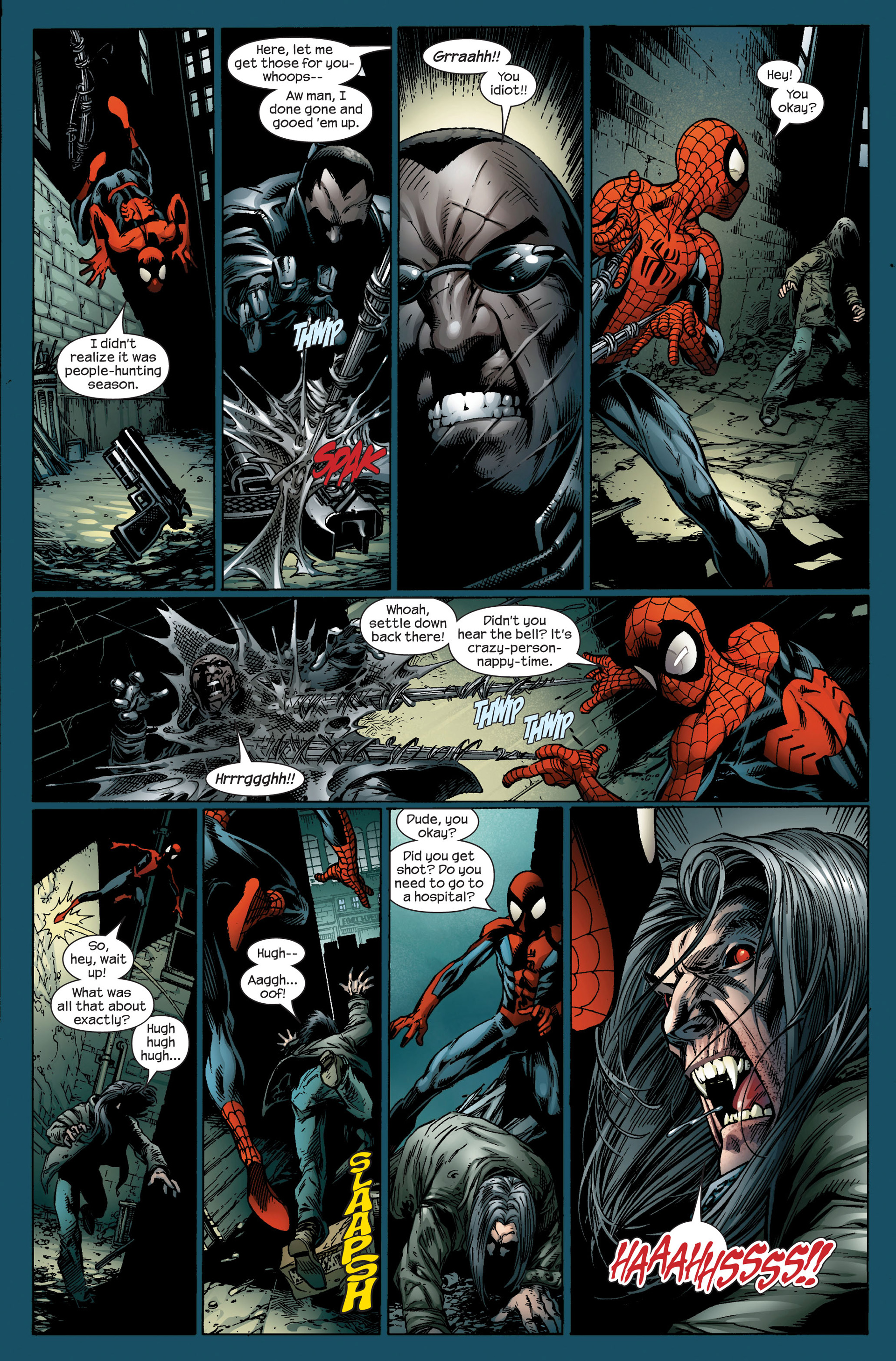 Read online Ultimate Spider-Man (2000) comic -  Issue #95 - 4