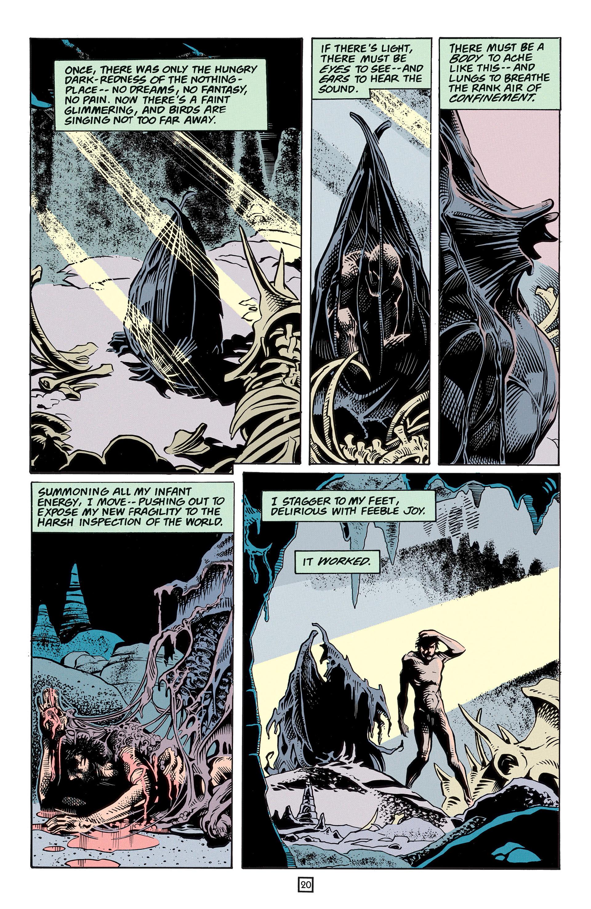 Read online Animal Man (1988) comic -  Issue #56 - 46