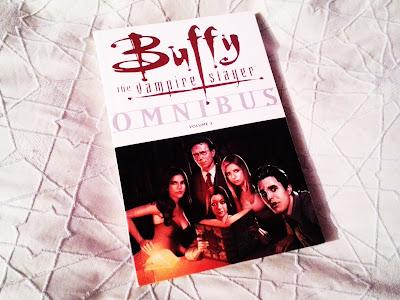 Buffy the Vampire Slayer Omnibus Vol. 3 by Eric Powell, Joe Bennett
