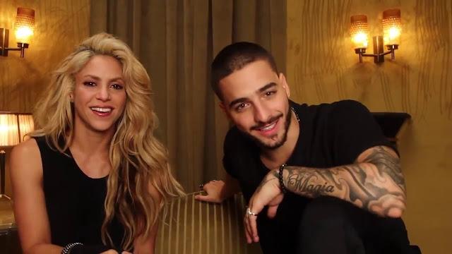 Shakira se negó a grabar 'Chantaje' en inglés