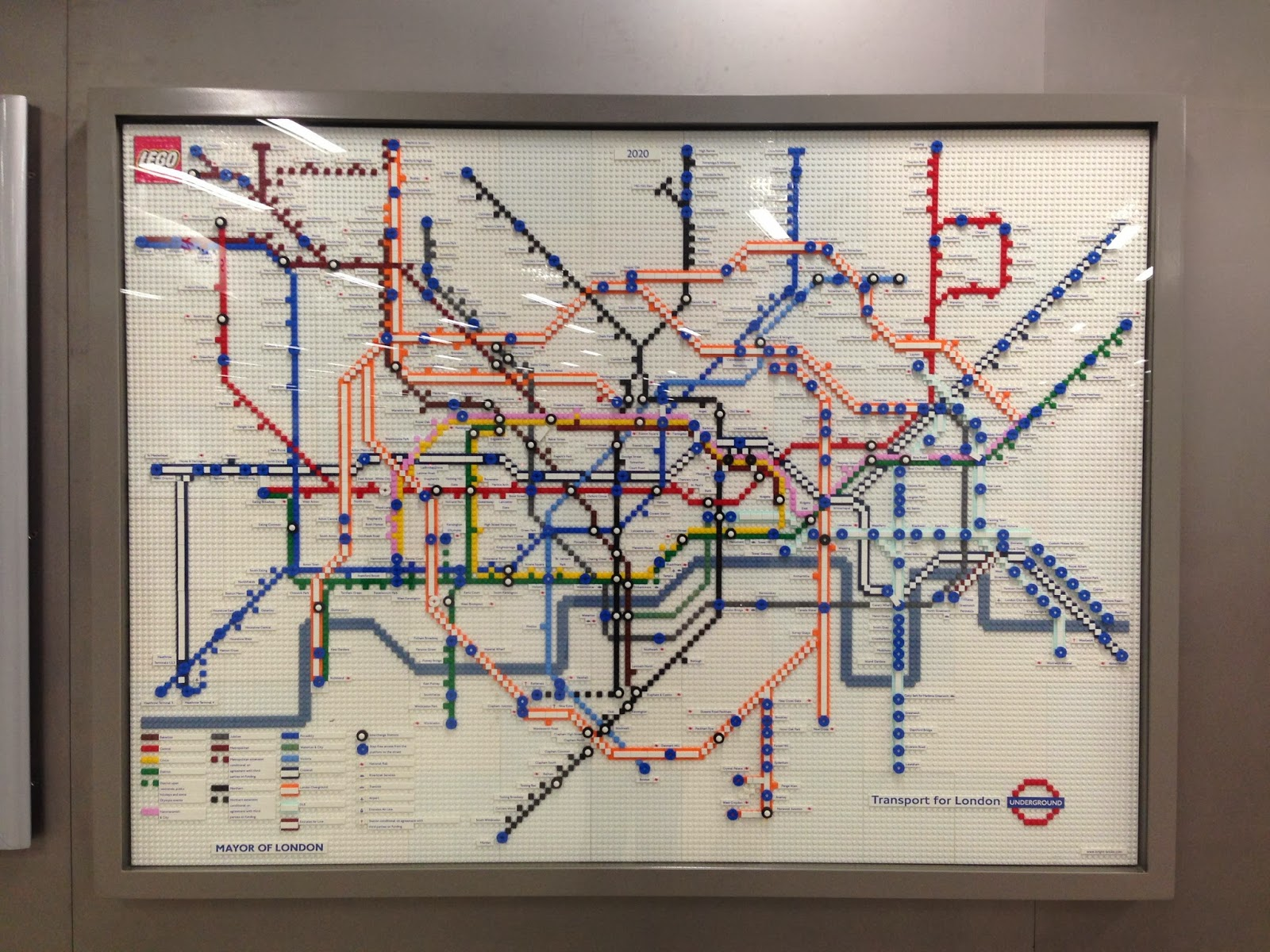 LEGO-tube-map-st-pancras