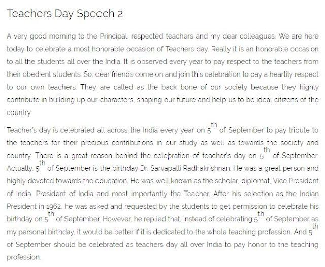 sample teachers day short speech essay poems for kids teachers day 2017 essay