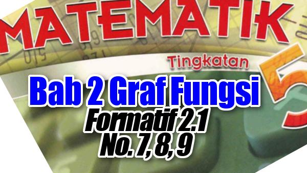 Cikgu Azman: Matematik F5 Bab 2 Graf Fungsi Formatif 2 1 ...