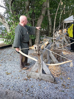 Pictish woodworking