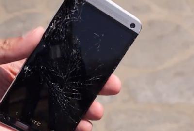 Thay màn hình điện thoại HTC m7