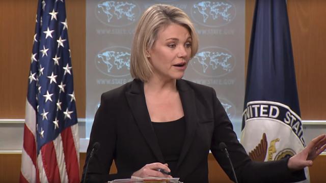 EE.UU. no necesita pruebas para culpar a Rusia del caso Skripal: basta que lo diga Londres