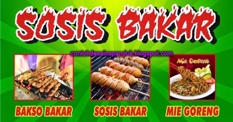 30+ Banner Sosis Bakar Unik