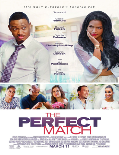 Ver The Perfect Match (2016) Online