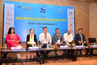 CSR is way to return society – Krishna Raj (Minister of State for Women and Child Development, Govt. of India)