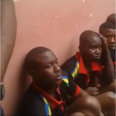 Fake Mopols & Soldiers Caught During Election In Imo State