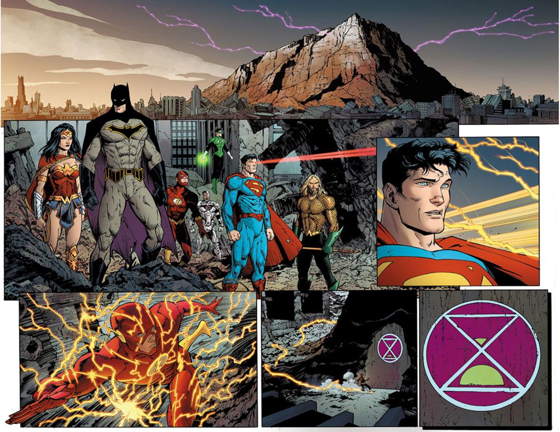 source dc comics