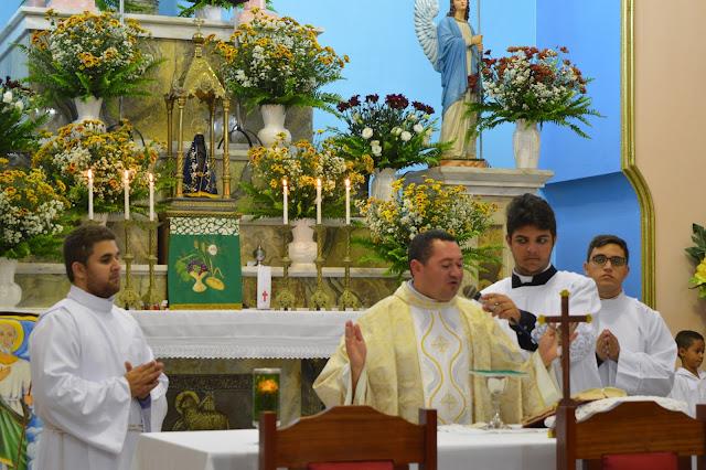 COBERTURA: Fieis iniciam Tradicional Festa de Reis em São Joaquim do Monte.