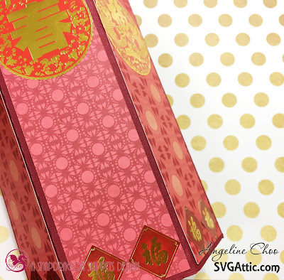 SVG Attic: Chinese Lunar New Year Firecracker with Angeline #svgattic #scrappyscrappy #firecracker #jgwpatrioticcelebration #lunarnewyear #chinesenewyear #celebration #homedecor