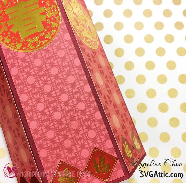 ScrappyScrappy: Chinese Lunar New Year Firecracker with SVG Attic #svgattic #scrappyscrappy #firecracker #jgwpatrioticcelebration #lunarnewyear #chinesenewyear #celebration #homedecor