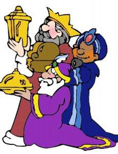 Heilige Drei Könige - Dreikönigstag