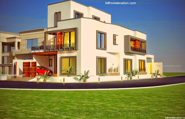 Bahria Town 10 Marla House Design In - Year of Clean Water