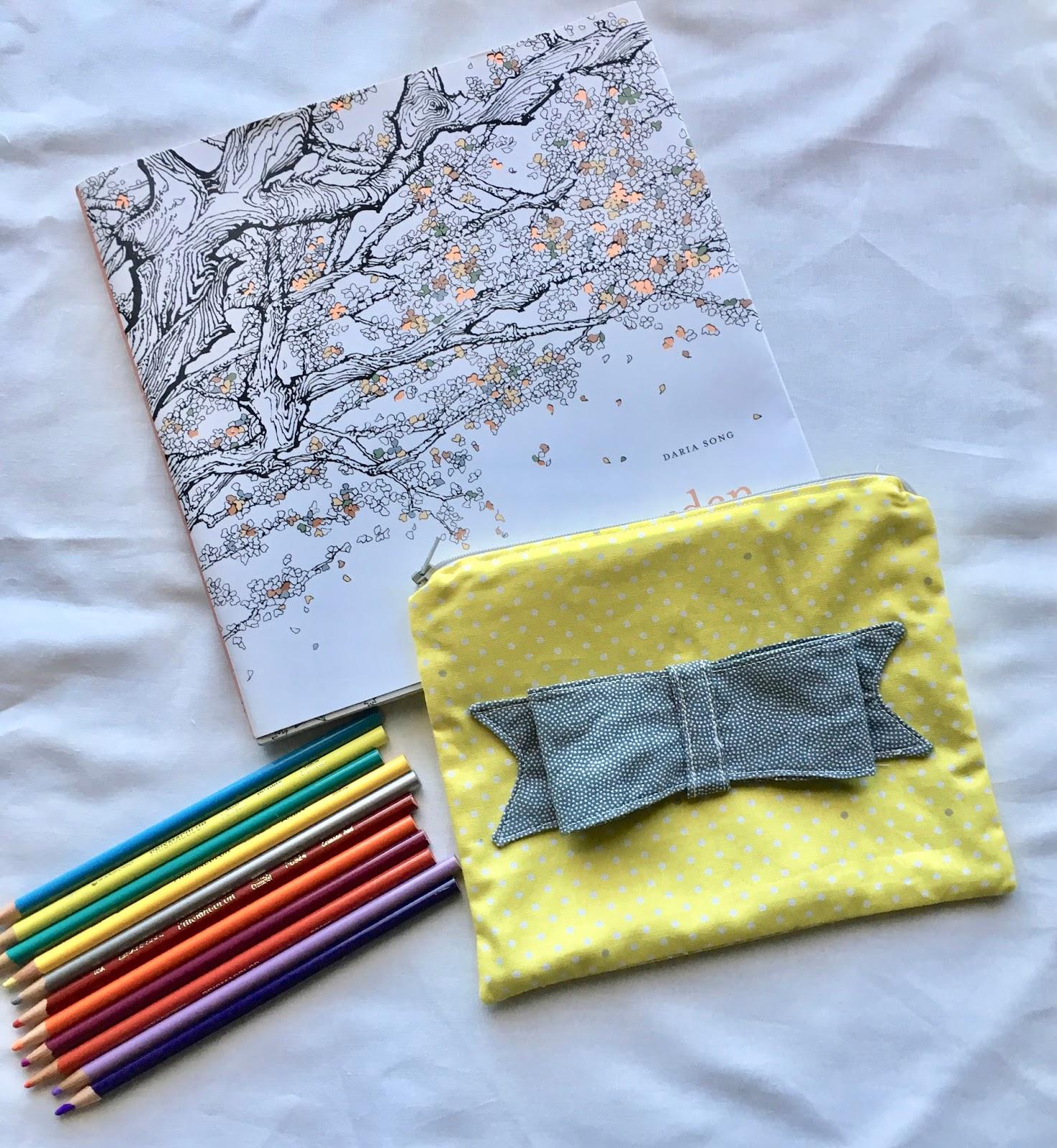 Self Care with Cricut // Bow Pencil Case - SookEe Designs