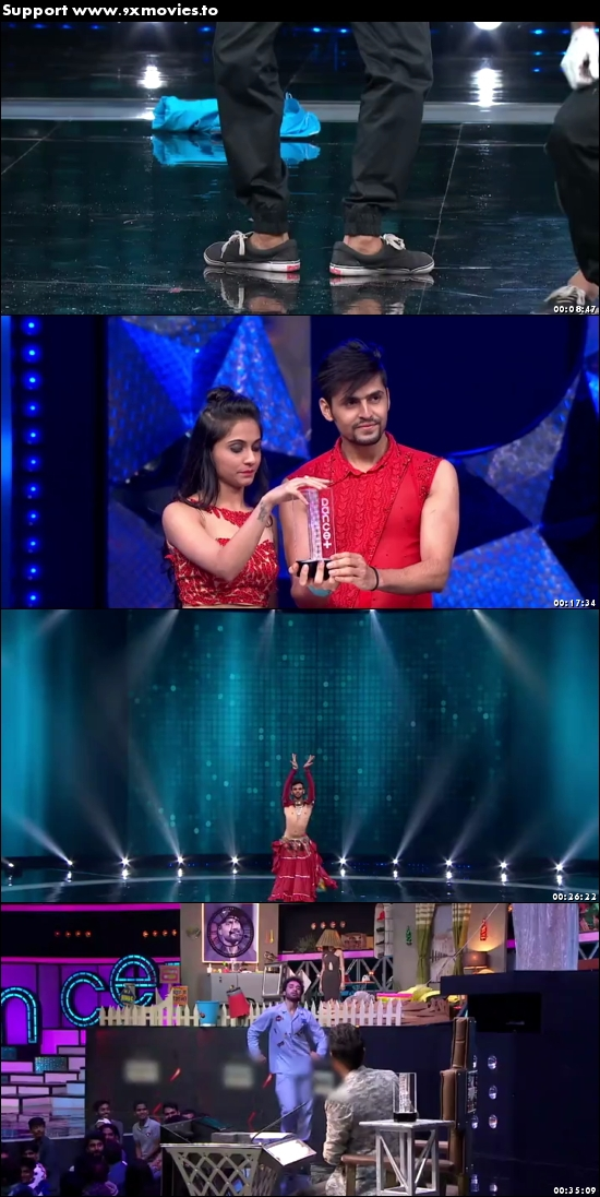 Dance Plus Season 3 – 15 July 2017 HDTV 480p 170MB
