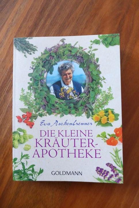 Buchvorstellung-Die-kleine-Kräuterapotheke-Steiermarkgarten