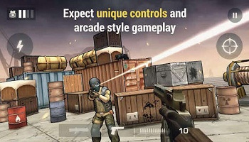 Major GUN : War on Terror Mod Apk 4.0.8 Terbaru