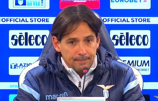 La conferenza stampa di Simone pre Sassuolo Lazio