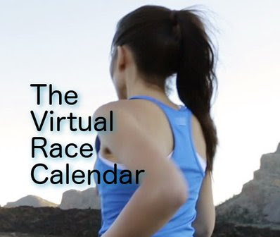 virtual races runs race run medals bling charity walk swim bike