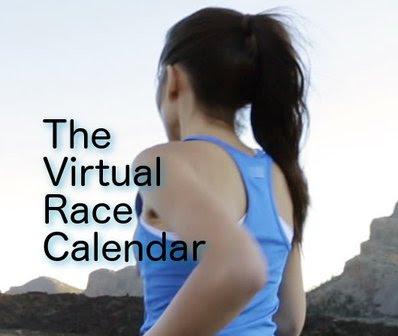 virtual races runs race run medals bling charity walk swim bike