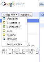 Membuat Kuesioner Online Dengan Google Docs (4/6)